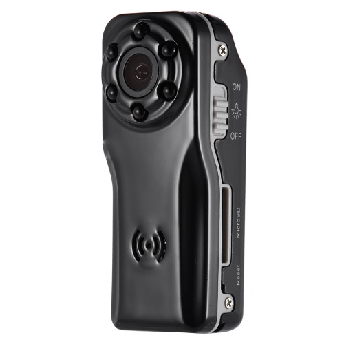 S80 Super Mini Portable Hands-free 120 Degree Wdie Angle 1080P 30FPS Night-vision Digital Video Camcorder Car DVR