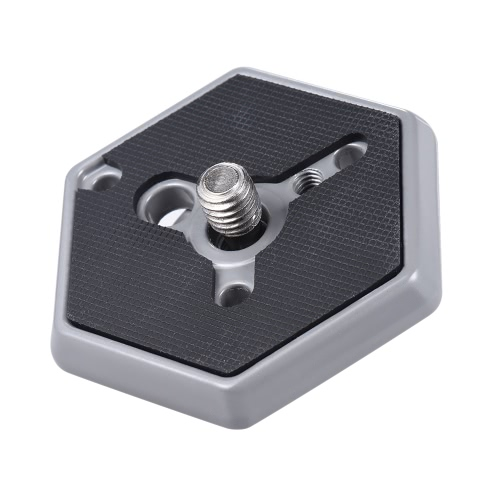 Andoer 3/8 Tripod Monopod Hexagonal Quick Release Mounting Plate Replacement for 3038/3039/3047/3055 for 029/229/RCO QR SystemMonopod Tripods<br>Andoer 3/8 Tripod Monopod Hexagonal Quick Release Mounting Plate Replacement for 3038/3039/3047/3055 for 029/229/RCO QR System<br><br>Blade Length: 7.6cm