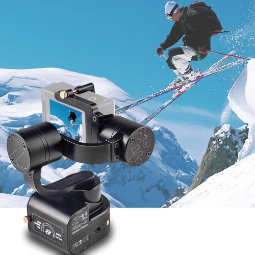 Buy Upgraded Zhiyun Rider-M 3-Axis Wearable Handheld Gimbal Stabilizer Support APP Wireless Remote Control GoPro Hero 3/3+/4 Hero4 Session Xiaomi Yi SJCAM SJ4000 SJ5000 Series Action sports Camera