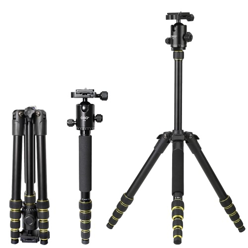 OBO Foldable Portable Extendable Aluminium Alloy DSLR Camera Tripod Unipod Monopod with Ball Head for Canon 760D 7D2 70D 5D2 5DS 5DSR for Nikon D750 D7200 D5500 D810 D610 for Sony A7 A7S A7R A7RIITripods<br>OBO Foldable Portable Extendable Aluminium Alloy DSLR Camera Tripod Unipod Monopod with Ball Head for Canon 760D 7D2 70D 5D2 5DS 5DSR for Nikon D750 D7200 D5500 D810 D610 for Sony A7 A7S A7R A7RII<br><br>Blade Length: 40.0cm