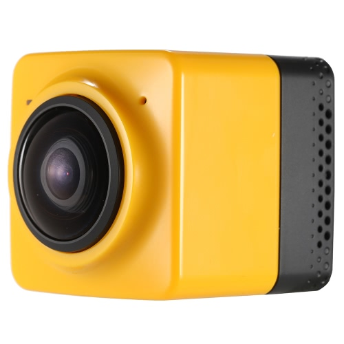 Super Mini Cube 360 Degree Wifi 1280 *  720 24FPS Fisheye Wide View Wide Angle Outdoor Action Sports Panorama Camera Video CamcorderSport Cameras<br>Super Mini Cube 360 Degree Wifi 1280 *  720 24FPS Fisheye Wide View Wide Angle Outdoor Action Sports Panorama Camera Video Camcorder<br><br>Blade Length: 9.0cm