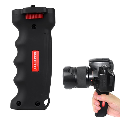 Wide Platform Pistol Grip Camera Handle with 1/4 Screw for SLR DSLR DC Canon Nikon Sony TripodSteadycams<br>Wide Platform Pistol Grip Camera Handle with 1/4 Screw for SLR DSLR DC Canon Nikon Sony Tripod<br><br>Blade Length: 12.0cm