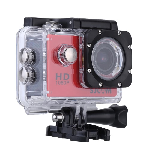 """SJCAM SJ4000 Full HD 1080P Waterproof Action Sport Camera DVR 1.5"""""""" 170¡ã Wide Angle Lens with Battery & USB Cable  Accessories"""" D1995R"""
