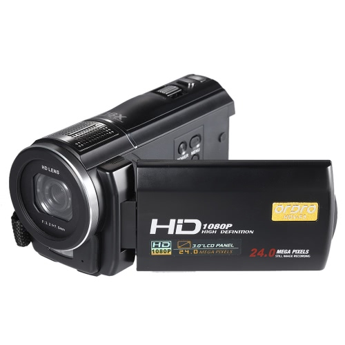 ORDRO HDV-F5 1080P Full HD 3.0