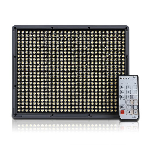 Aputure Amaran HR672S LED Video Light CRI95+ 672 Led Light Panel with Wireless Remote ControlLED Video Lights<br>Aputure Amaran HR672S LED Video Light CRI95+ 672 Led Light Panel with Wireless Remote Control<br><br>Blade Length: 27.5cm