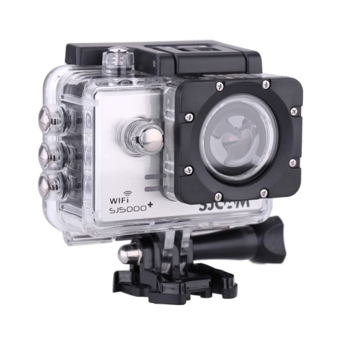 SJCAM SJ5000+ Plus WiFi 30M Waterproof Sport Action Camera Ambarella A7LS75 1080P 60FPS 170 Degree Wide Lens 2.0