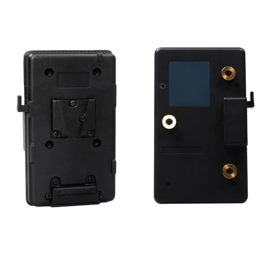 Converter Plate Mount for V-Mount Battery to Anton Bauer Gold for Sony Battery to Panasonic Camera A-GP-SConverter Plate Mount for V-Mount Battery to Anton Bauer Gold for Sony Battery to Panasonic Camera A-GP-S<br><br>Blade Length: 15.0cm