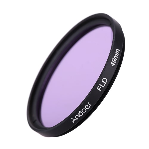 Andoer 49mm UV+CPL+FLD Circular Filter Kit Circular
