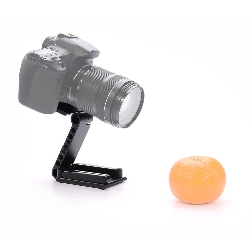 Aluminum Alloy Folding Camera Z Desktop Stand Holder Tripod Flex Pan & Tilt Ball Head Compatible Slide Rail Camera Camcorder Tripod Stabilizer D2441