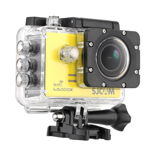 Original SJCAM SJ5000X Wifi Full HD 4K 24fps 1080P 60fps 12MP Action Camera