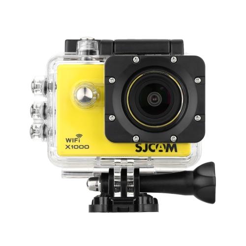 Original SJCAM X1000 2.0 LCD Mini Wifi Full HD 1080P 30fps 12MP NTK 96655 Diving 30M Helmet Action S