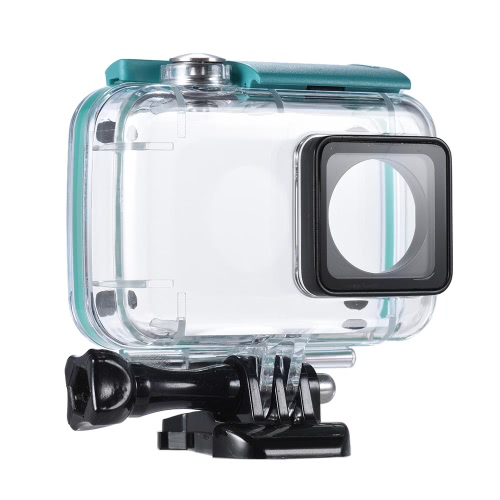 Underwater Diving Photography Waterproof 45M Case Protector for Xiaomi Yi Sports Action Camera