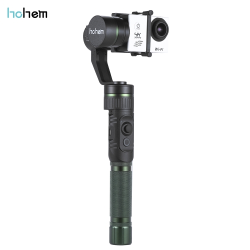 hohem HG3 3 Axis Handheld Stabilizing Gimbal Action Camera Stabilizer