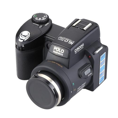 HD Digital Camera Photos 16MP 3.0