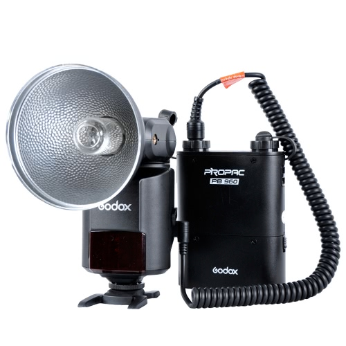 Godox Witstro AD360II-N TTL 1/8000s 360W GN80 External Powerful Portable Speedlite Flash Light Kit with 4500mAh PB960 Lithium Battery for Nikon DSLR CamerasFlashes Speedlites<br>Godox Witstro AD360II-N TTL 1/8000s 360W GN80 External Powerful Portable Speedlite Flash Light Kit with 4500mAh PB960 Lithium Battery for Nikon DSLR Cameras<br><br>Blade Length: 35.0cm