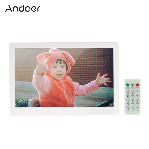 Andoer 13 TFT LED Digital Photo Picture Frame High Resolution 1280*800 Advertising Machine MP3 MP4 Movie Player Alarm Clock with Remote Control Gift PresentDigital Picture Frames<br>Andoer 13 TFT LED Digital Photo Picture Frame High Resolution 1280*800 Advertising Machine MP3 MP4 Movie Player Alarm Clock with Remote Control Gift Present<br><br>Blade Length: 36.0cm