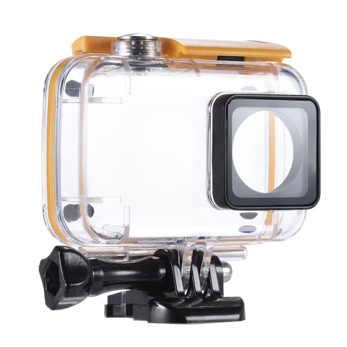 Underwater Diving Photography Waterproof 45M Case Protector for Xiaomi Yi Sports Action CameraWaterproof Bags<br>Underwater Diving Photography Waterproof 45M Case Protector for Xiaomi Yi Sports Action Camera<br><br>Blade Length: 9.5cm
