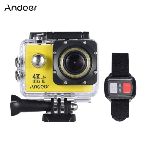 Andoer AN4000 4K 30fps 16MP WiFi Action Sports CameraDigital Cameras<br>Andoer AN4000 4K 30fps 16MP WiFi Action Sports Camera<br><br>Blade Length: 22.6cm