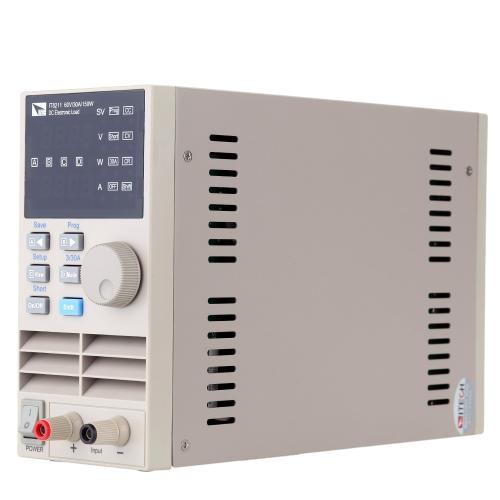 ITECH IT8211 haute précision monocanal DC Programmable électronique de charge 60V 30 a 150W