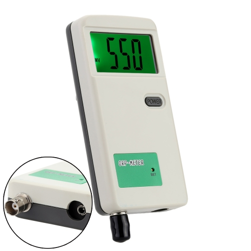 Professional ORP Meter with Backlit LCD