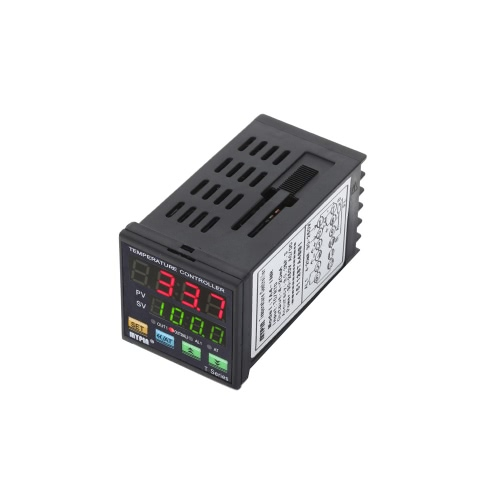 Digital LED PID Temperature Controller Thermometer INR 1 Alarm Relay 4-20mA Analog Quantity Output TC/RTDTemperature &amp; Humidity Instrument<br>Digital LED PID Temperature Controller Thermometer INR 1 Alarm Relay 4-20mA Analog Quantity Output TC/RTD<br><br>Blade Length: 10.0cm