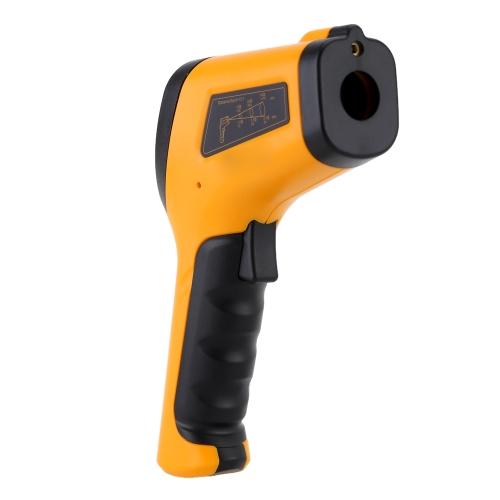 -50° C ~ 850° C poche non-contact Digital LCD infrarouge thermomètre Laser température testeur pyromètre avec Thermocouple de Type K