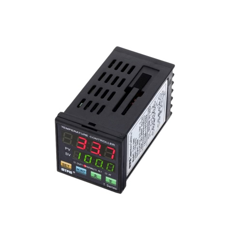 Digital LED PID Temperature Controller Thermometer SNR 1 Alarm Relay Output TC/RTDTemperature &amp; Humidity Instrument<br>Digital LED PID Temperature Controller Thermometer SNR 1 Alarm Relay Output TC/RTD<br><br>Blade Length: 10.0cm