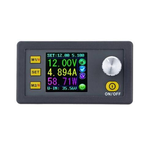 Tension constante numérique actuelle abaisseur Programmable alimentation Module afficheur LCD 0-32.00V/0-5.000A