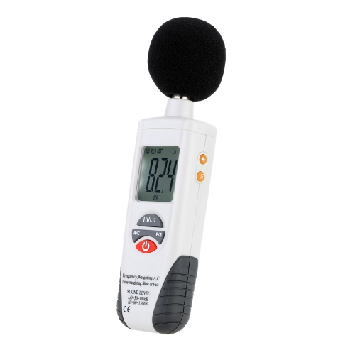 LCD Sound Digital Noise Meter Decibel Tester 30��130dB