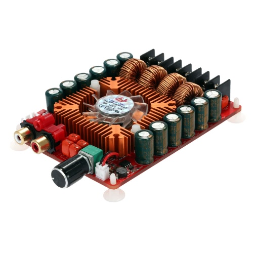 Tda7498e 2160w Dual Channel Audio Stereo High Power Digital Amplifier Board Support Btl Mode Mono 220w kopen