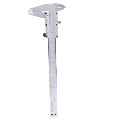 Carbon Steel Vernier Caliper Scales Show Callipers 150mm Measuring ToolLength Measuring Instrument<br>Carbon Steel Vernier Caliper Scales Show Callipers 150mm Measuring Tool<br><br>Blade Length: 24.0cm