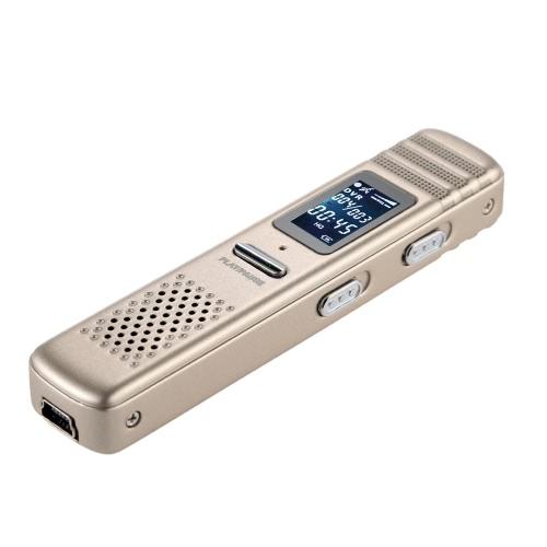 Versatile Mini 8GB Rechargeable Multifunctional Digital Voice