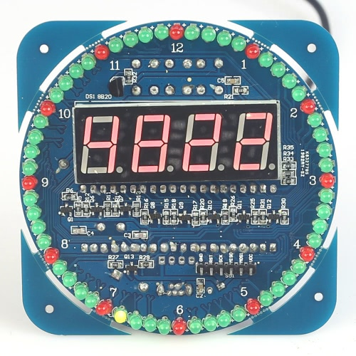 compact 4 chiffres bricolage ds1302 rotation num rique