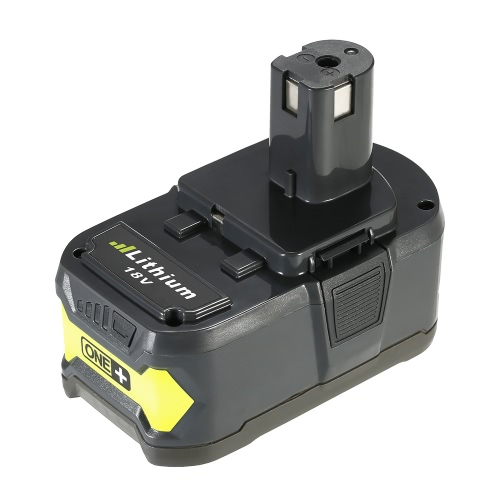 Meterk P108 18V 4.0Ah Power Tools Battery High Capacity Rechargeable Lithium Replacement Battery Pack for RyobiElectric &amp; Pneumatic tools<br>Meterk P108 18V 4.0Ah Power Tools Battery High Capacity Rechargeable Lithium Replacement Battery Pack for Ryobi<br><br>Blade Length: 14.0cm