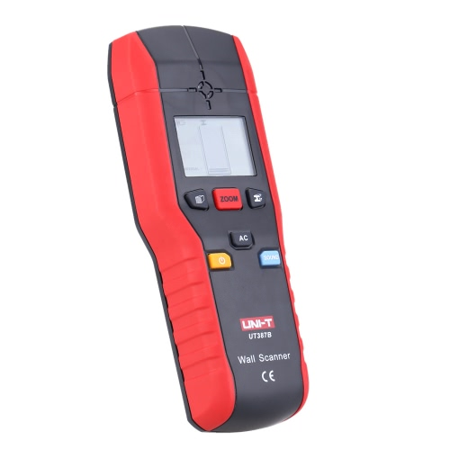 UNI-T UT387B mur poche multifonctionnelle détecteur métal bois AC Cable Finder Scanner