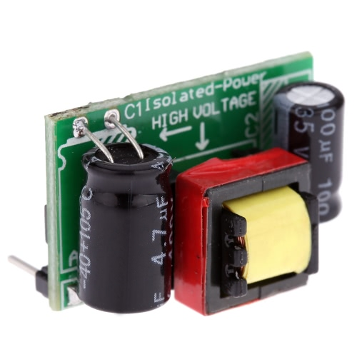Power Supply Board Module Voltage Conversion 100-240VAC/140-340VDC to 9V Short-circuit ProtectionModules<br>Power Supply Board Module Voltage Conversion 100-240VAC/140-340VDC to 9V Short-circuit Protection<br><br>Blade Length: 5.0cm