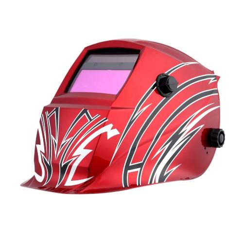 Professional Arrows Solar Welding Helmet Weld Mask Auto Darkening от Tomtop.com INT