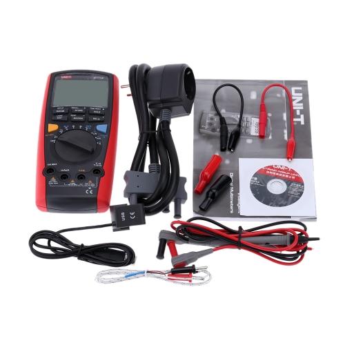 UT71E compteur Digital multifonctions intelligents Digit multimètre Auto gamme haute précision