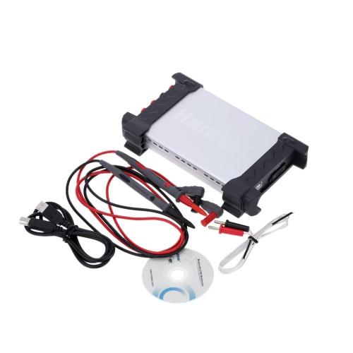 Hantek 365F PC USB Digital Data Logger enregistreur multimètre tension résistance température mesure de courant