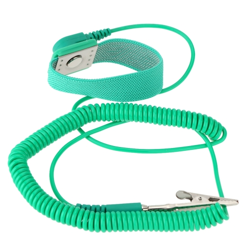 Proskit AS-611 10FT Wired Anti-Static &amp; ESD Safe Elastic Wrist StrapMaintenance Tools<br>Proskit AS-611 10FT Wired Anti-Static &amp; ESD Safe Elastic Wrist Strap<br><br>Blade Length: 13.0cm