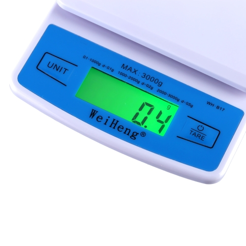 Mini Electronic Scale Professional Digital Pocket Scale Kitchen Food Weighing ToolBalance &amp; Weighing Apparatus<br>Mini Electronic Scale Professional Digital Pocket Scale Kitchen Food Weighing Tool<br><br>Blade Length: 16.0cm