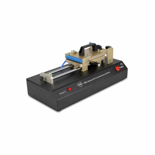 Manuel pratique du téléphone Mobile OCA verre Film laminage Machine pompe à vide intégrée Air compresseur AC100-220V