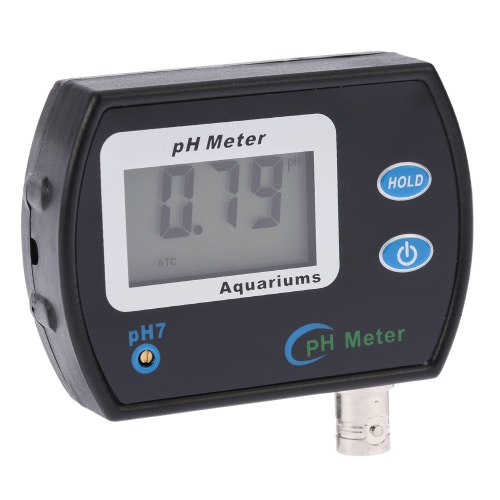 Mini Professional Online pH Meter Water Quality Tester Waterproof Water Quality Monitor Water Quality Analysis Device with Temperature Compensation ATC Function and BacklightWater Quality Analysis Instrument<br>Mini Professional Online pH Meter Water Quality Tester Waterproof Water Quality Monitor Water Quality Analysis Device with Temperature Compensation ATC Function and Backlight<br><br>Blade Length: 21.0cm