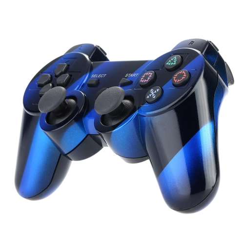 Fringe Wireless Bluetooth Game Console Bluetooth 4.0 Dual Shock Six Axis Gamepad Game Machine for PS3 Host F1481-4