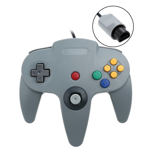Wired Game Controller Gamepad Game Pad for Nintendo N64Accessories for PC<br>Wired Game Controller Gamepad Game Pad for Nintendo N64<br><br>Blade Length: 19.0cm