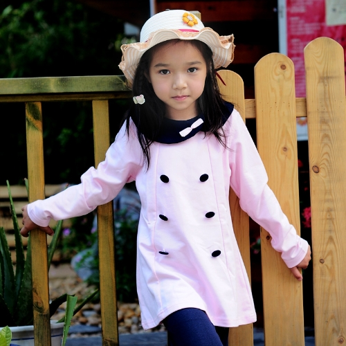 2012 New Kids Toddlers Princess Dress Girls Shirt TopsDresses<br>2012 New Kids Toddlers Princess Dress Girls Shirt Tops<br><br>Blade Length: 29.0cm