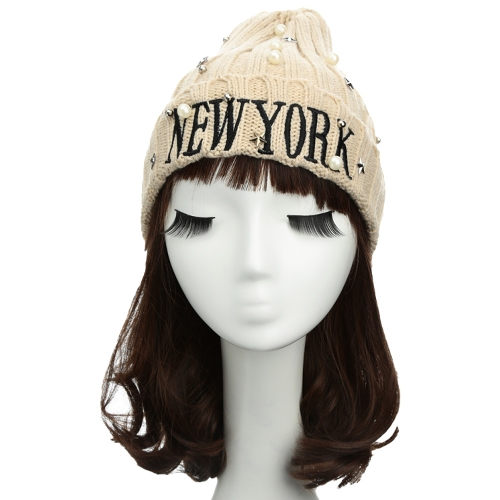 New Unisex Women Men Beanie Hat Letter Embroidery Pearl Star Solid Warm Hip-Hop Cool Knitted Cap HeadwearHats / Caps<br>New Unisex Women Men Beanie Hat Letter Embroidery Pearl Star Solid Warm Hip-Hop Cool Knitted Cap Headwear<br><br>Blade Length: 25.0cm