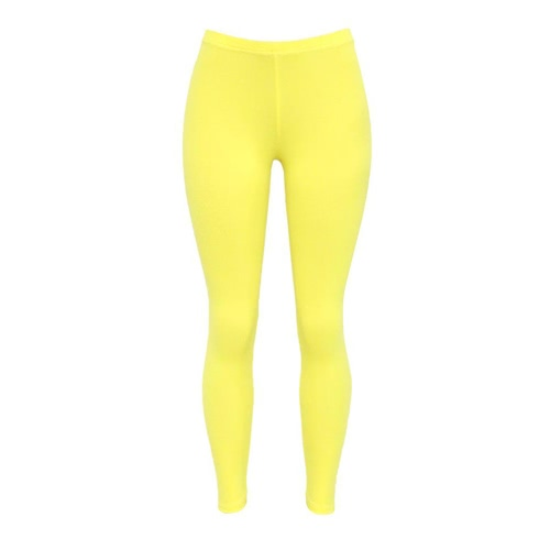 New Women Cotton Leggings Solid Color Skinny Elastic Waist Stretchy Tights Bodycon Pants Trousers JeggingsPants &amp; Shorts<br>New Women Cotton Leggings Solid Color Skinny Elastic Waist Stretchy Tights Bodycon Pants Trousers Jeggings<br><br>Blade Length: 26.0cm
