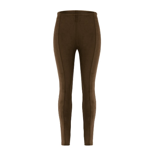 New Sexy Women Faux Suede Leggings Solid High Waist Skinny Pants Tights Slim Bodycon Pencil TrousersPants &amp; Shorts<br>New Sexy Women Faux Suede Leggings Solid High Waist Skinny Pants Tights Slim Bodycon Pencil Trousers<br><br>Blade Length: 25.0cm