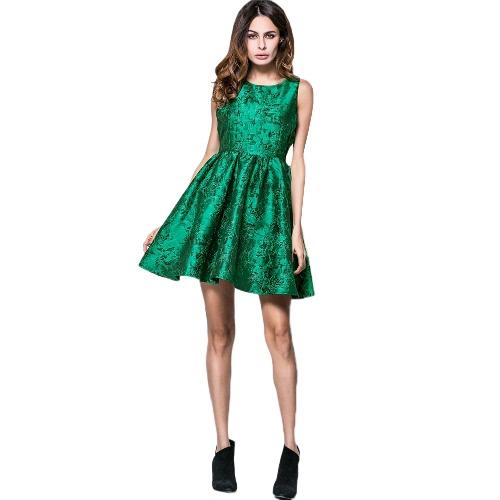 New Women Retro Vintage Dress 1950s 60s Rockabilly Print Swing Elegant A-Line Party Dress GreenDresses<br>New Women Retro Vintage Dress 1950s 60s Rockabilly Print Swing Elegant A-Line Party Dress Green<br><br>Blade Length: 24.0cm